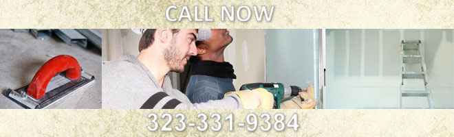 Drywall Repair West Hollywood